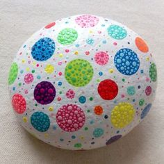 Creative ideas for painted rocks for garden 61