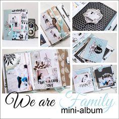 Album We Are Family, l'intégrale et kits en vente