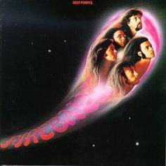 Deep PurpleFireball album cover