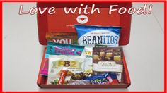 Love with Food Unboxing - December 2015 + Promo Codes!