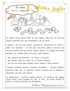 benvenuto autunno | PDF to Flipbook Italian Language, Problem Solving, Montessori, Bullet Journal, Homeschool, Classroom, Education, Learning, 3