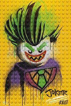 Zach Galifianakis in The LEGO Batman Movie (2017)