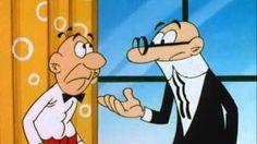 Mortadelo y Filemon.