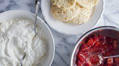 Organic Valley Simple Strawberry Shortcake Recipe