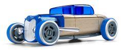 Blue Hot Rod by Automoblox