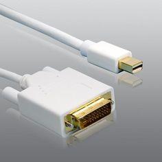 PureLink Mini DisplayPort/DVI 1.5m  mini DisplayPort DVI-D Männlich/männlich Gold Weiß     #HDGear #X-DC040-015 #Kabel Video  Hier klicken, um weiterzulesen.