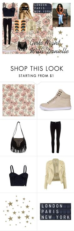 """Girls night with Danny:)"" by kennedey-lynn-freeman ❤ liked on Polyvore featuring Calder, Pastry, MINKPINK, Oasis, Hollister Co., CO, ferm LIVING, Tela Beauty Organics and daniellepeazer"
