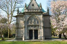 Woodlawn Cemetery, Bronx NY