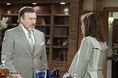 Kate demands the truth from Stefano. #DAYS