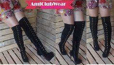 calçados-botA-amiclubwear