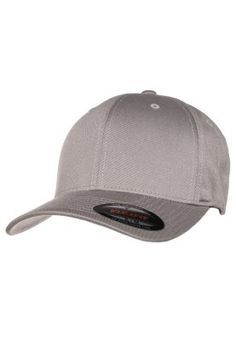 FLEXFIT WOOLY COMBED - Casquette - grey