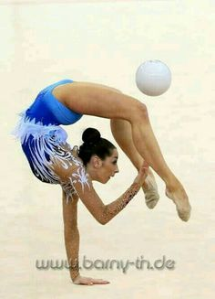 Katsiaryna Halkina / Ekaterina Galkina, Belarusian Rhythmic Gymnast