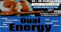 Fit Corpus Gym, organiza o I Dual Energy, no Pavilhão de Pêra | Algarlife