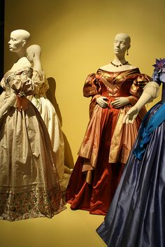 """The Young Victoria"", Costumes by Sandy Powell."