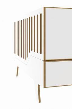 DREAM KOLOR ŁÓŻECZKO ze sklejki polski design Mebloscenka Cot, Plywood, Cribs, Mattress, Storage, 5 Years, Beds, Sleep, Furniture