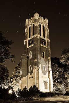 Beaumont Tower, MSU