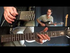 Ace of Spades Guitar Lesson - Motorhead Guitar Songs, Guitar Amp, Acoustic Guitar, Online Guitar Lessons, Music Lessons, Music Institute, Ace Of Spades, Best Vibrators, Playing Guitar