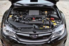 2013 WRX Engine Bay
