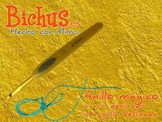 Bichus - AMIGURUMIS - Anillo Mágico