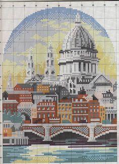 A Capital Skyline - London 01A
