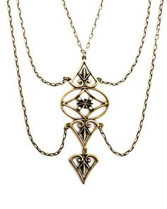 Encore Drape Necklace