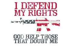 I Defend My Rights