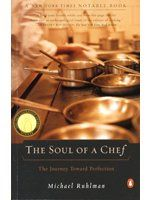 "Read ""The Soul of a Chef The Journey Toward Perfection"" by Michael Ruhlman available from Rakuten Kobo. In his second in-depth foray into the world of professional cooking, Michael Ruhlman journeys into the heart of the prof. Good Books, My Books, Amazing Books, The French Laundry, Thomas Keller, Thing 1, Penguin Books, Corned Beef, Cooking School"