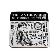 Check out Hughes' Horrendous Idea - the self-drinking straw! Designed exclusively for English Heritage, our Age of Invention range is based on innovation during the Victorian period with some light hearted humour. English Heritage, Inventions, Period, Drinking, Innovation, Self, Range, Victorian, Check