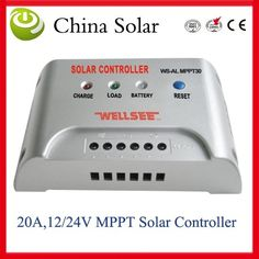 224.72$  Know more  - Solar Panel  Controller, MPPT  Solar Charge Controller ,20A 12/24V, 5pieces/lot Good quality and Best price,
