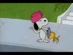 No Dogs Allowed! (No Lila Scene) - YouTube Snoopy Videos, Happy Images, Peanuts Snoopy, Woodstock, Mixed Media Art, Charlie Brown, Scene, Funny Stuff, Comics