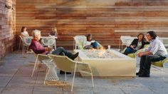 Merging Third Places to Create a Positive Work Environment - Steelcase Outdoor Office, Office Lounge, Workspace Design, Office Workspace, Office Spaces, Work Spaces, Positive Work Environment, Breakout Area, Global Design