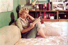 vintage everyday: Marilyn Monroe reading