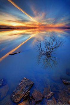 Eufaula Lake, Pittsburg County, Oklahoma