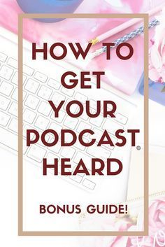 The hardest thing about podcasting is getting your podcast heard! Find out my tr. - The hardest thing about podcasting is getting your podcast heard! Find out my trick for getting mor - Content Marketing, Social Media Marketing, Marketing Strategies, Email Marketing, Digital Marketing, Event Marketing, Business Marketing, Internet Marketing, Podcast Topics