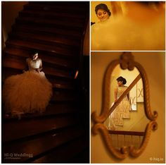 """""""the bride"""" © www.hiq.io  #bridalportraits #getready #hiq #ourstrength #nophotoshop #lighting #indianweddingphotographer #bestphotographersinchennai #ranimeyyammaihall #teluguwedding #priyankahari"""