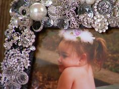 Handmade Bejeweled Mirror : Decorating : Home & Garden Television