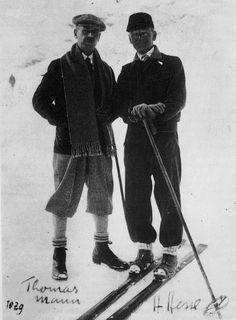 Mann och Hesse