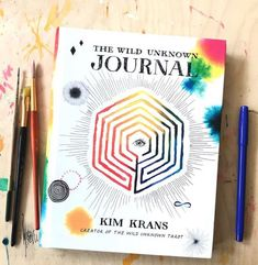 New journal to pique your inner curiosity and creativity from the folks at ✨🙌✨ Curiosity, Tarot, The Creator, Folk, Creativity, Stationery, Journal, Gifts, Inspiration