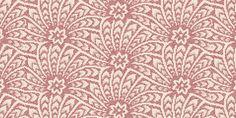 Quirky B Liberty Fabrics Capello Shell Coral Carpet