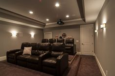 Blu-ray Movies the Video of Choice in Custom Home Theater