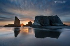 Bandon Beach by Marco Milanesi on 500px