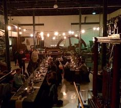 Art Of Dining The Engine Room PopUp Dec 2015