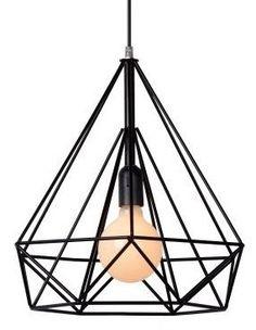 Hanglamp zwart (www.stoermetaal.nl) 74,95 EUR