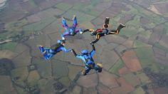 Mancations - Skydiving