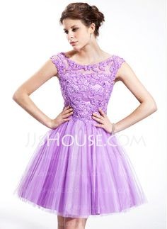Homecoming Dresses - $156.49 - A-Line/Princess Off-the-Shoulder Short/Mini Tulle Charmeuse Homecoming Dress With Beading Sequins (018025268) http://jjshouse.com/A-Line-Princess-Off-The-Shoulder-Short-Mini-Tulle-Charmeuse-Homecoming-Dress-With-Beading-Sequins-018025268-g25268 Junior Cocktail Dresses, Lace Homecoming Dresses, Prom Dress 2014, Dresses 2014, Bridesmaid Dress, Bridesmaids, Trendy Dresses, Formal Dresses, Fashion Dresses