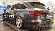 Audi A4 Avant Air Suspension Air Ride by Streetec Tuning  -  Exterior Wa...