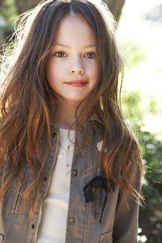 MacKenzie Foy will portray Renesmee