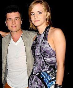 Josh Hutcherson Dating Emma Watson? Josh Reveals His Crush For Emma