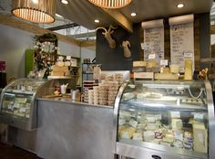 Cheese Shop by Anne Watson Photography