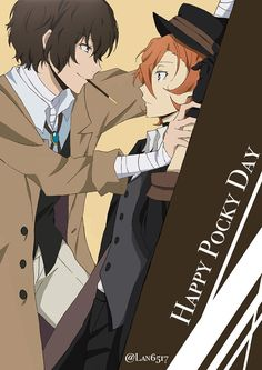 Soukoku || Bungou Stray Dogs